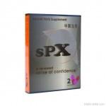 Potencianövelő kapszula, SPX 2 db