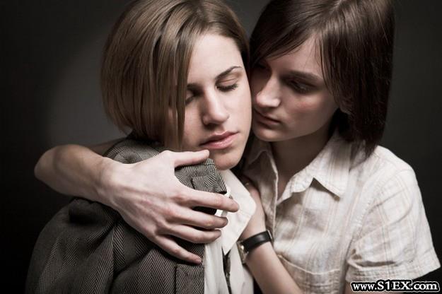 Leszbikus lányok, biszexuális fiúk az intézetekből
