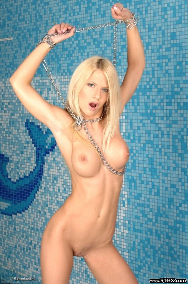 Ziegler Nikoletta plázacica pornózik a szexfilm forgatáson