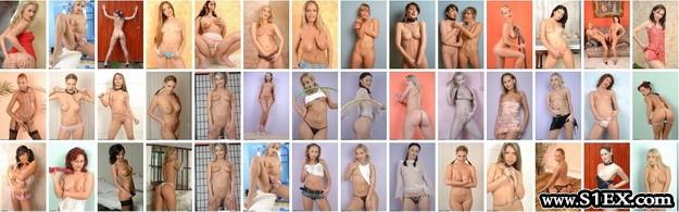 Pornózó lányok név szerint a Szexplázában