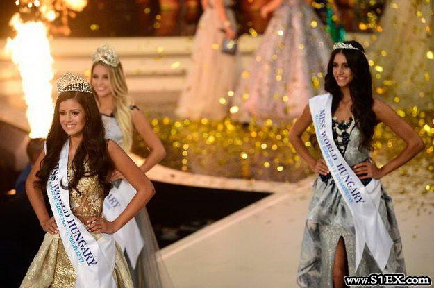 Magyarország szépe verseny, Szarvas Andrea nyert