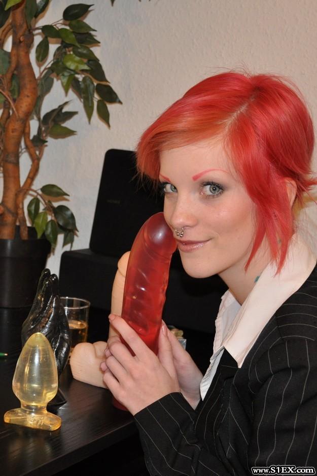 Hruby Edina az S1EX.com pornó castingján mindent vállalt