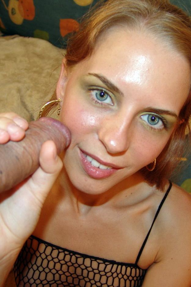 Amatőr pornó castingon nyeli a spermát Horn Melinda